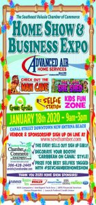 SEV Chamber Home Show & Business Expo @ Booth #141
